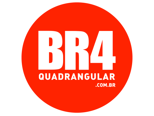 Logotipo BR4 red